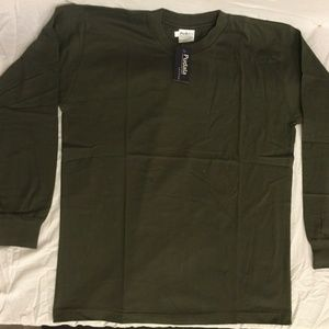Other - NWTS PUDALA MILITARY STYLE OD GREEN SHIRT 1192